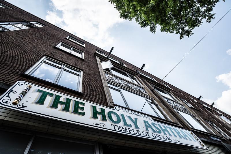 Day 1 - Schorem in Rotterdam, July 4th
