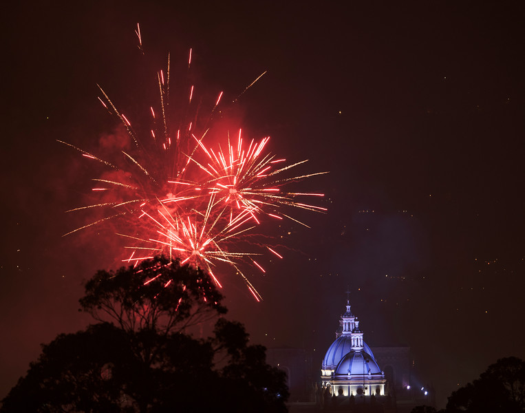 Christmas, New Year's in Cuenca 2018
