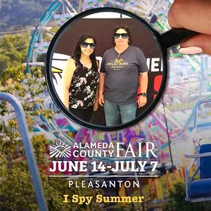 Alameda County Fair 6/16/2019