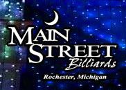 Main Street Billiards