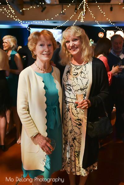 Judy Edgar and Suzanne Edgar Randolph
