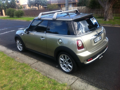 The R56 Bec didn't get