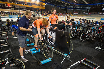 UCI Track Cycling World Championships Apeldoorn 2018