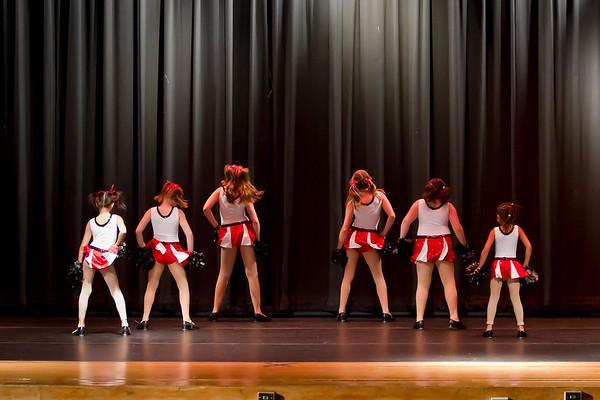 8. Cheerleaders