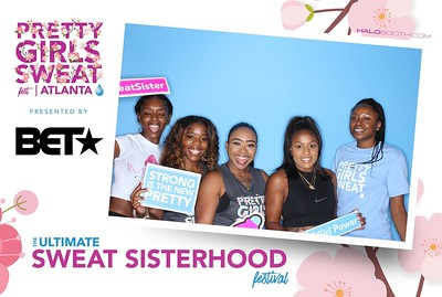 Pretty Girls Sweat Fest '19