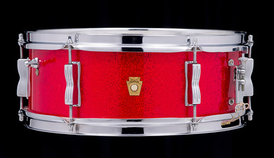 Ludwig Pioneer Red Sparkle