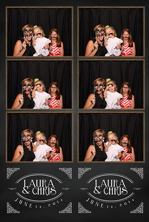 Laura & Chris Wedding 6.14.14