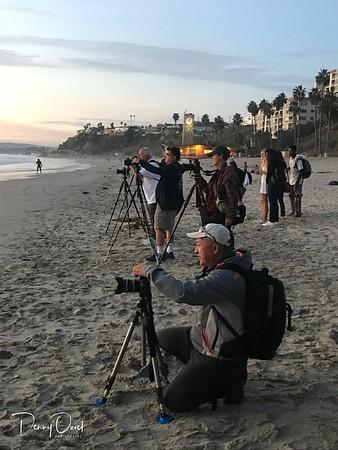 San Clemente Pier Sunset - 11/16/2018