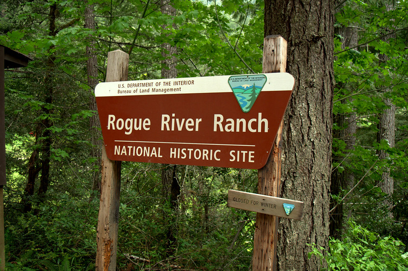 Rogue River Trail Oregon Grave Creek Foster Bar