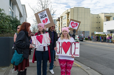 Medford Rally #4-Valentines for our Senators