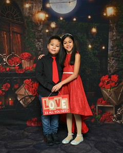 Julianna & Justin Valentine's Day 2021