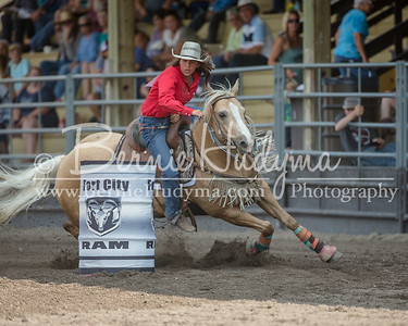 Canadian High School Finals Rodeo 2018