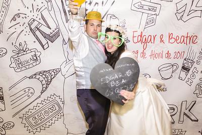Edgar y Bea 29/04/2017