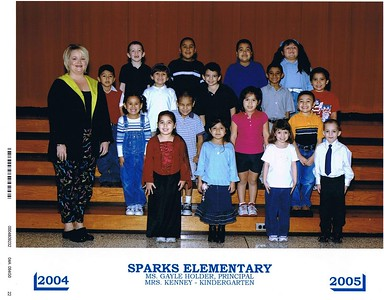 Kids in School 2004-2005