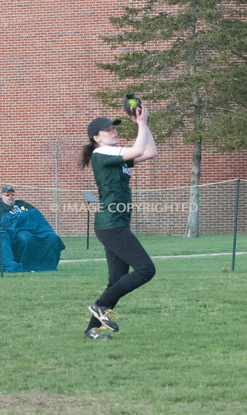 Massasoit  College Girls Softball