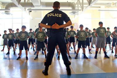 Point Pleasant Borough Police Summer camp