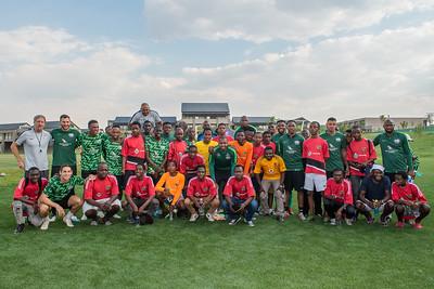 Bafana Bafana Training Camp