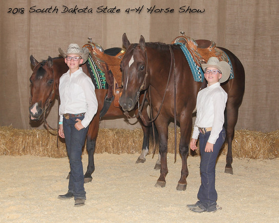 2018 SD State 4-H Horse Show