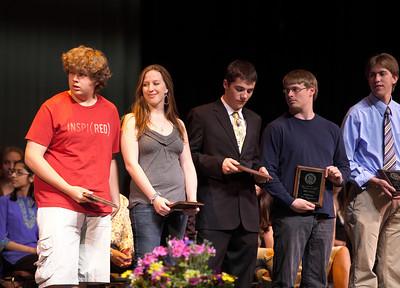 2008-05-22 Boulder High Awards Ceremony