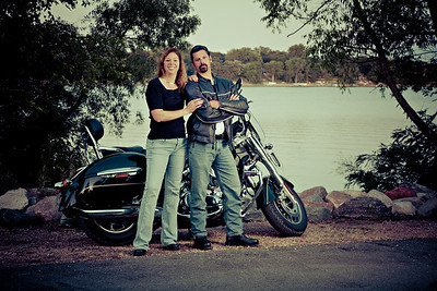 Kelly & Yvette