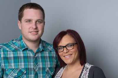 Scott and Alicia