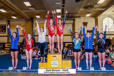 HS Sports - Gymnastics [d] East Invite - Jan 16, 2016