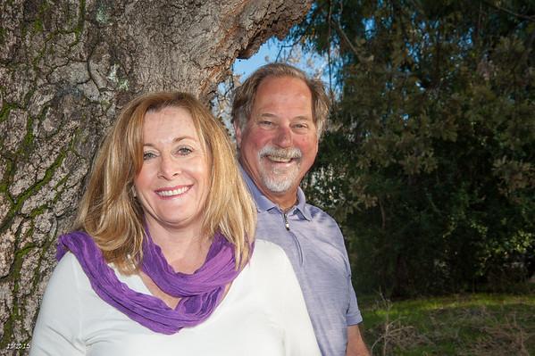 Mark and Jennifer's Christmas Photos 2015