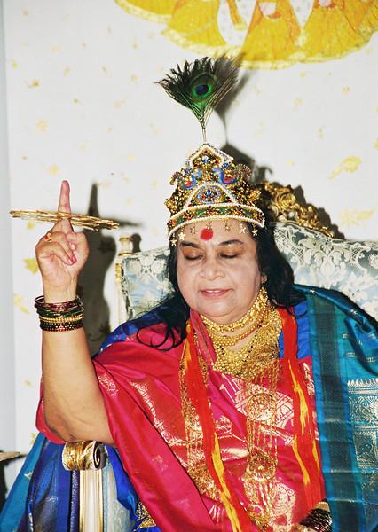 Shri Krishna Puja, 28 August 1994, Cabella