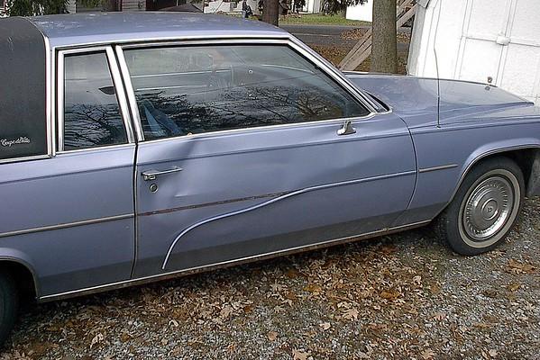 1984 Cadillac Coupe de Ville .  .  .