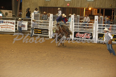 Saddle Bronc Riding 2015