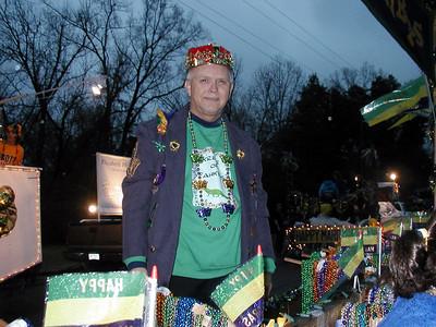 Minden Mardi Gras Parade - 2003