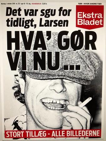 LUNE LARSEN DØD