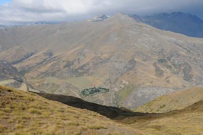 NZ - Wanaka to Queenstown