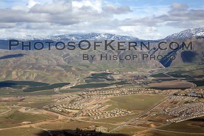 Mountains Eastern Kern
