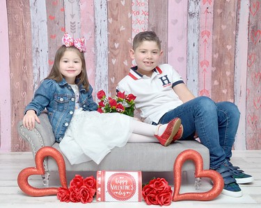 Lorenzo & Giuliana Valentine's Day 2020