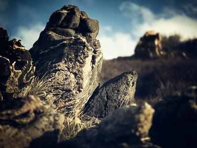 Rocks at Kullen