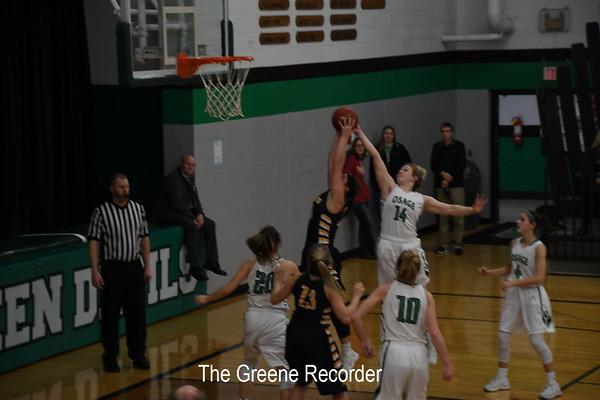 Basketball at Osage