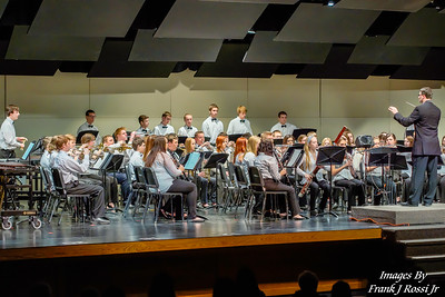 1-29-2015 Norwin Band Winter Concert