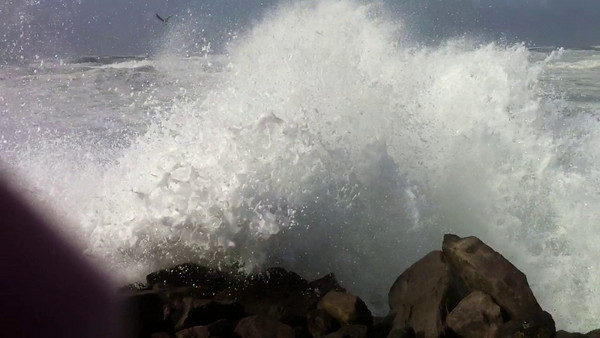 Coastal Storm, 10.25.10