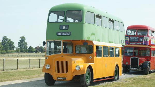 Newbury Bus show 2013