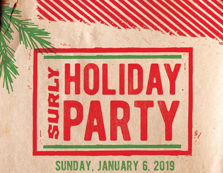 Surly Holiday Party