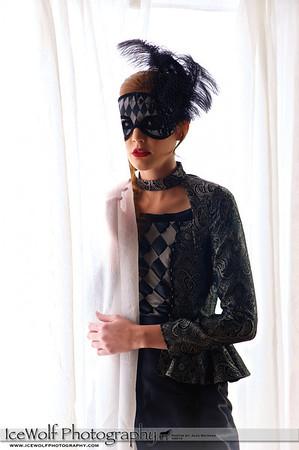 "Calli Nicole Gade ""Masquerade"" - 3/13/14"