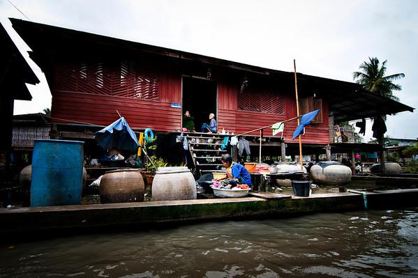 Floating Market Ratchaburi 12.17.10