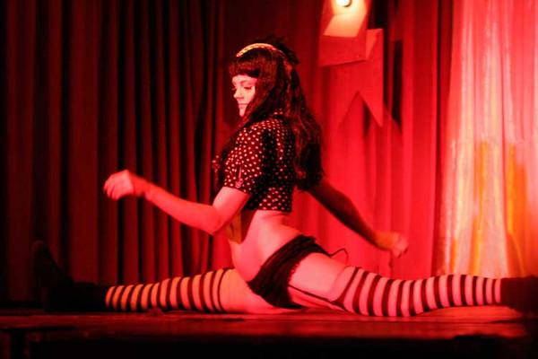 Cabaret night, Operaen, Christiania, Copenhagen