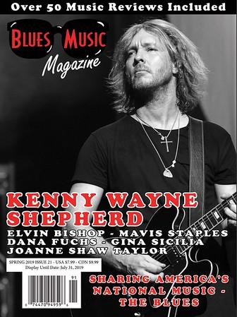 Blues Music Magazine / Spring 2019