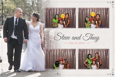Steve & Thuy (prints)