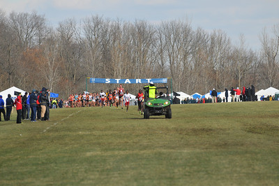 Men at 5K - 2013 NCAA D1 XC Championships