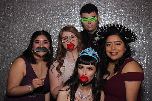 20180512 Jarrell HS Prom