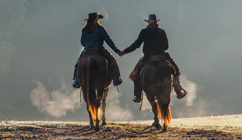 Southern Cross Guest Ranch - Equine Photography Workshop - 2019