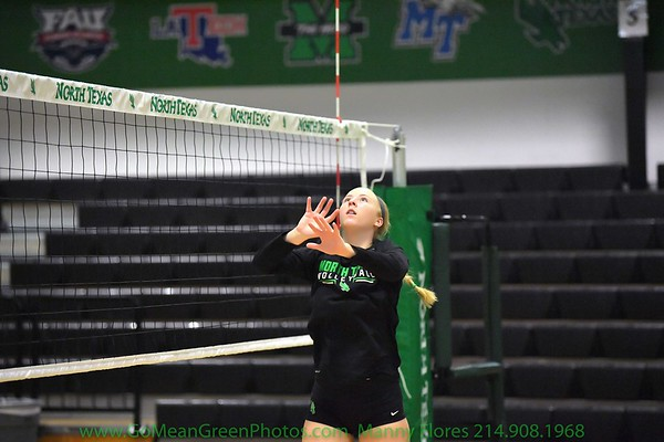 UTA Mavericks vs Mean Green